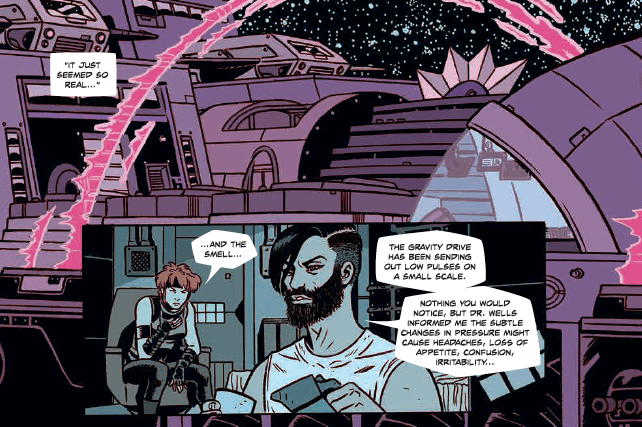 Is It Good? Southern Cross #3 Review