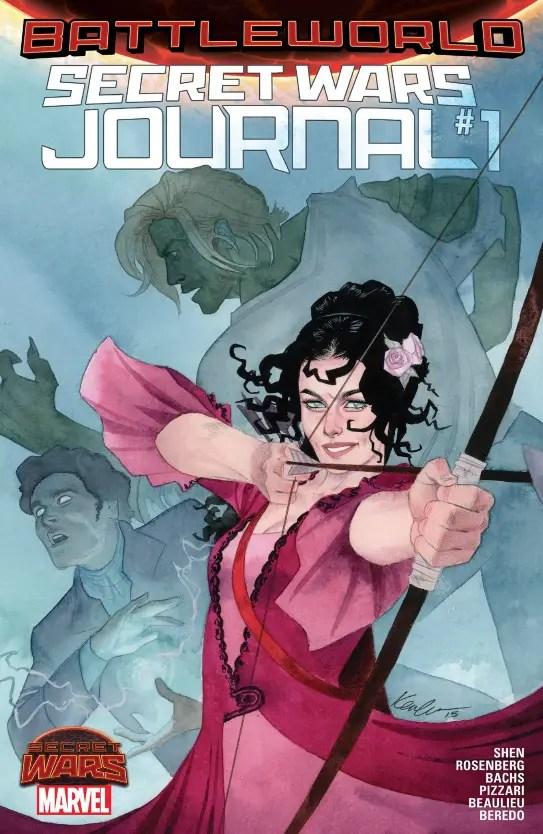 Is It Good? Secret Wars Journal #1 Review