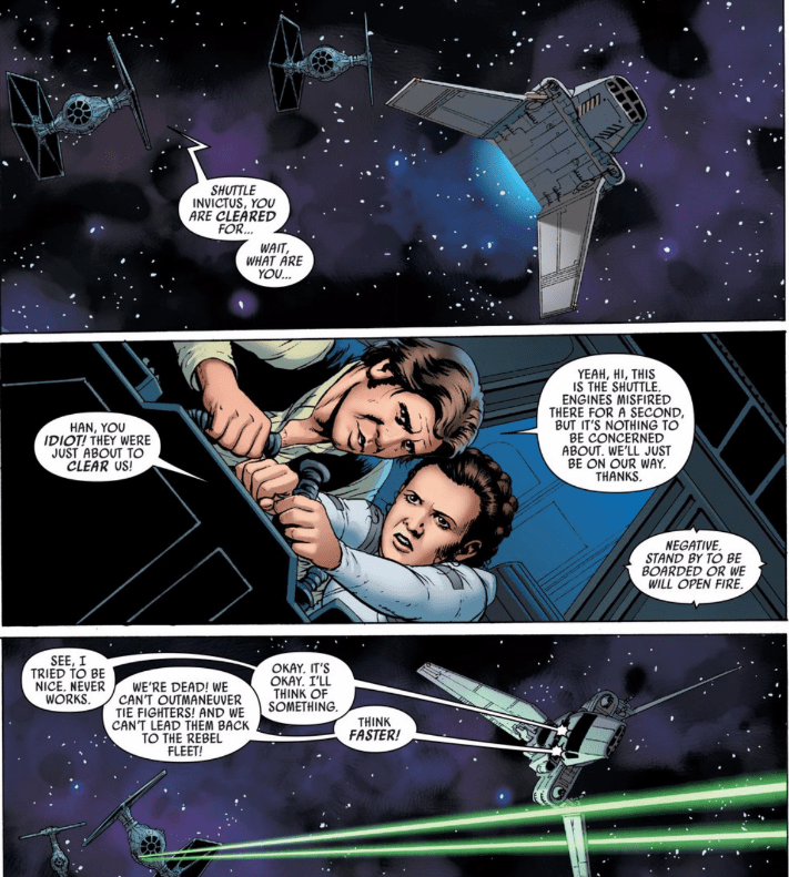 Is It Good? Star Wars #5 Review