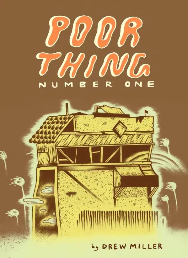 Indie Comic Corner: Poor Thing #1 Review