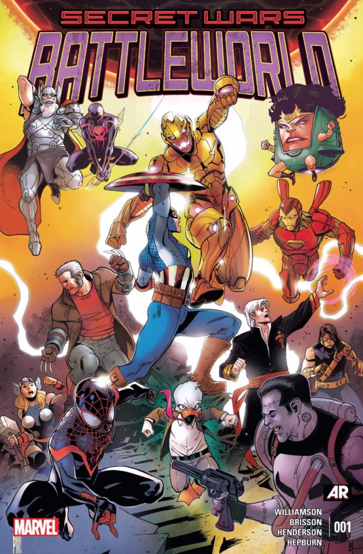 With a title like Battleworld, you might think this is a must purchase to understand the new Marvel summer event, but you would be wrong. Is it good?