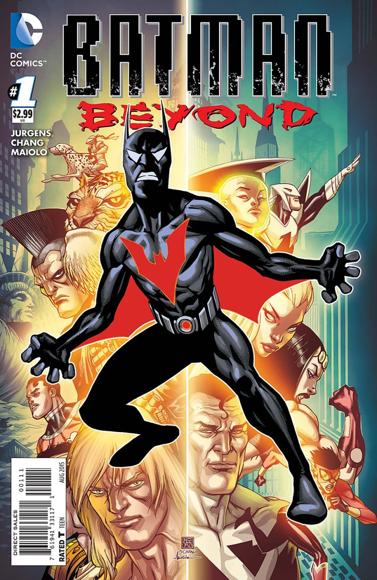 Is It Good? Batman Beyond #1 Review