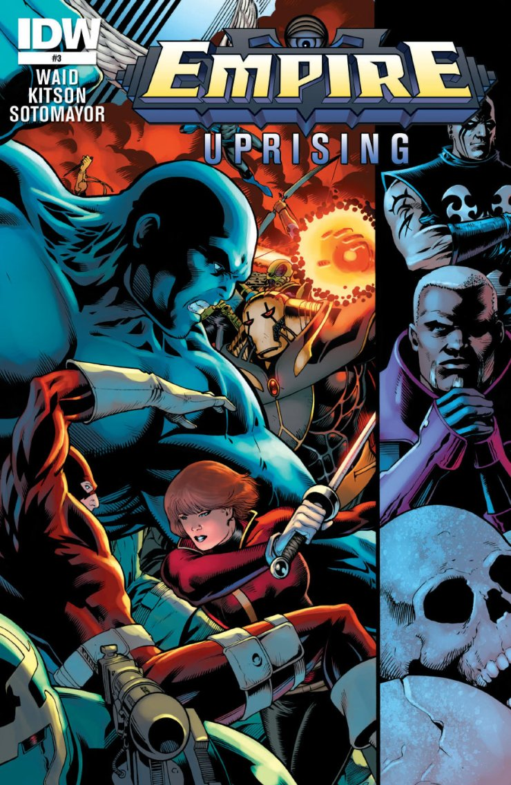 Is It Good? Empire Uprising #3 Review
