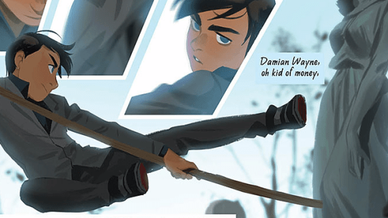 Gotham Academy has finally returned from its two month break and I'm quite excited to see what new adventures await our young heroes. Is it good?