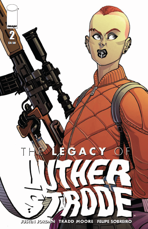 Is It Good? Legacy of Luther Strode #2 Review