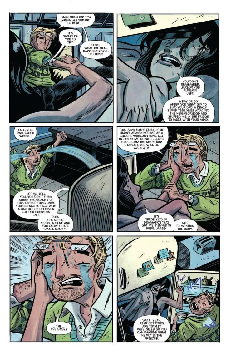 Is It Good? Oh, Killstrike #2 Review