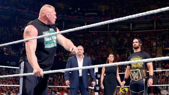WWE RAW Review: 6/15/15 – He's Baaaaack!