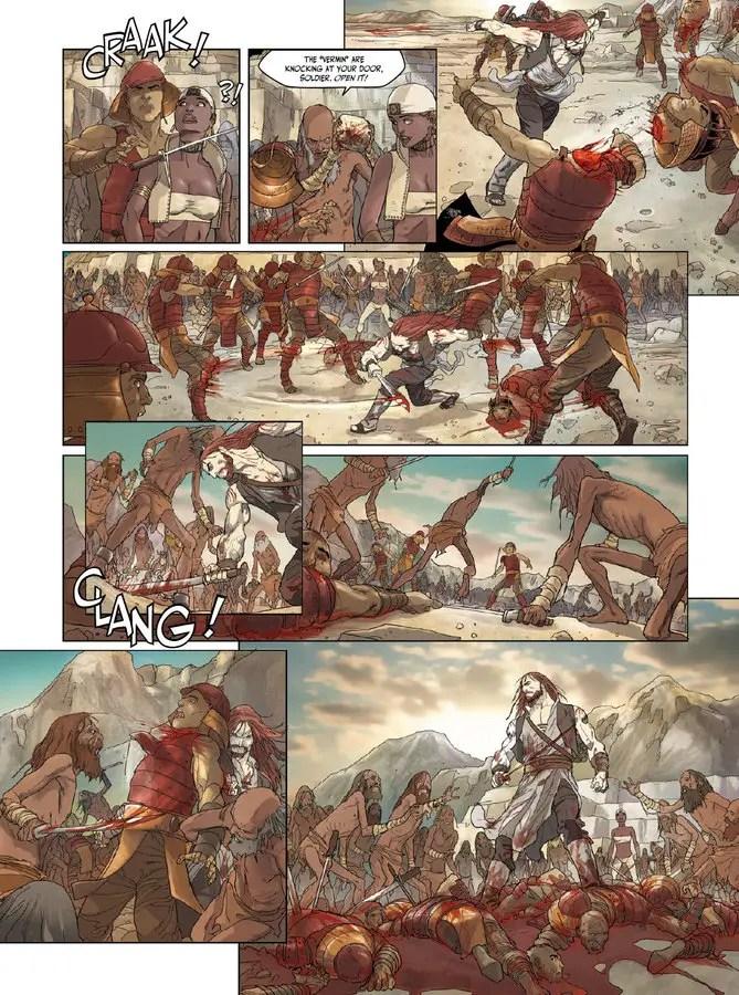 Redhand-Twilight-of-the-Gods-battle