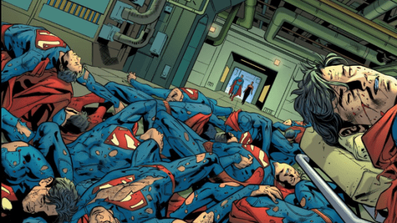 Bryan Hitch is writing and drawing this new direction from the JLA which could mean we're getting the most epic of widescreen panel after panel extravaganza ever! Is it good?