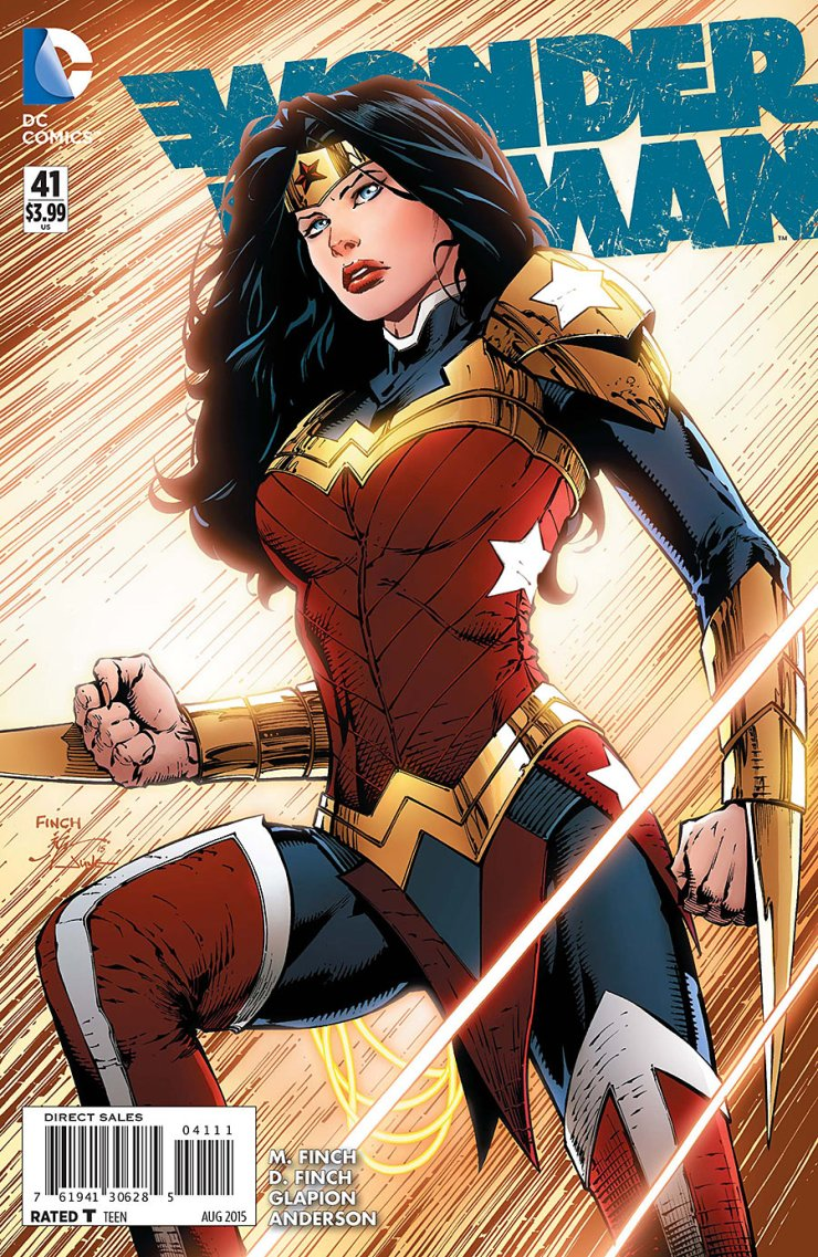 Is It Good? Wonder Woman #41 Review