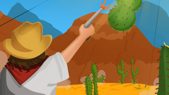 The Video Game Rejects Episode 5:  Desiccant Desert Showdown