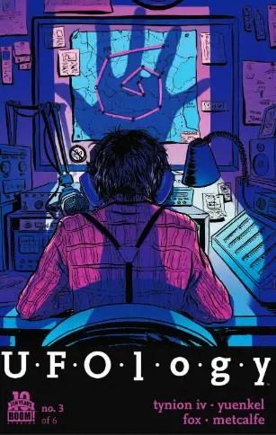 Is It Good? UFOlogy #3 Review