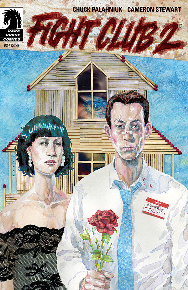 Is It Good? Fight Club 2 #2 Review