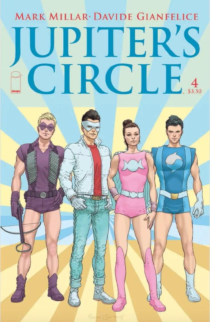 Is It Good? Jupiter's Circle #4 Review