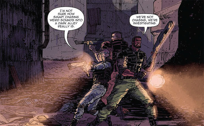 Is It Good? Roche Limit: Clandestiny #2 Review