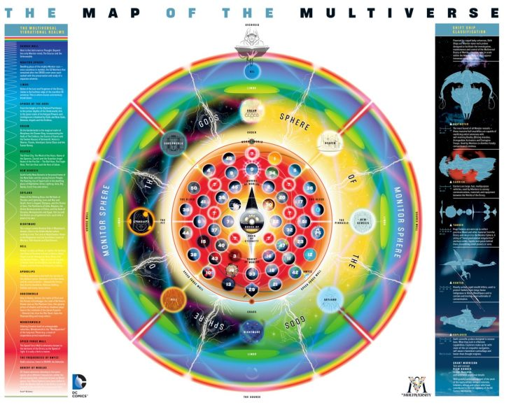 SDCC 2015: Grant Morrison's Multiversity and Future Projects