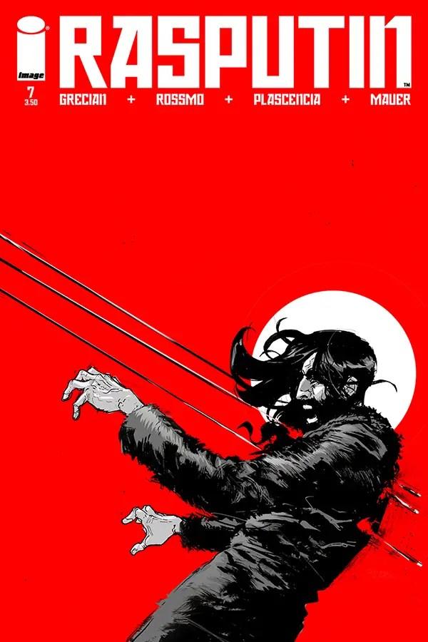 Is It Good? Rasputin #7 Review
