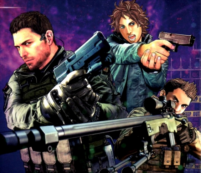 Resident Evil:  The Marhawa Desire Vol. 5 Review