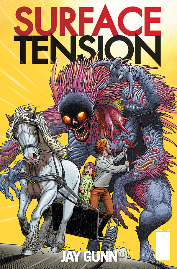 Is It Good? Surface Tension #3 Review