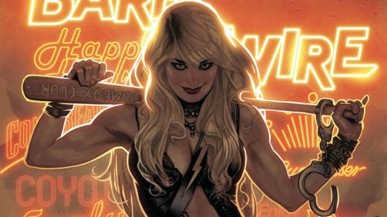 Is It Good? Barb Wire #1 Review