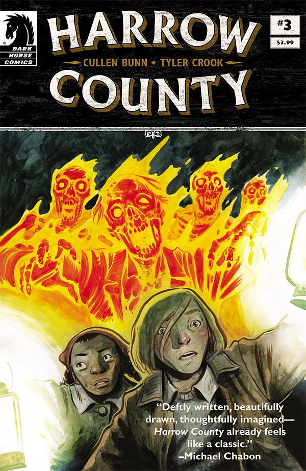 Is It Good? Harrow County #3 Review