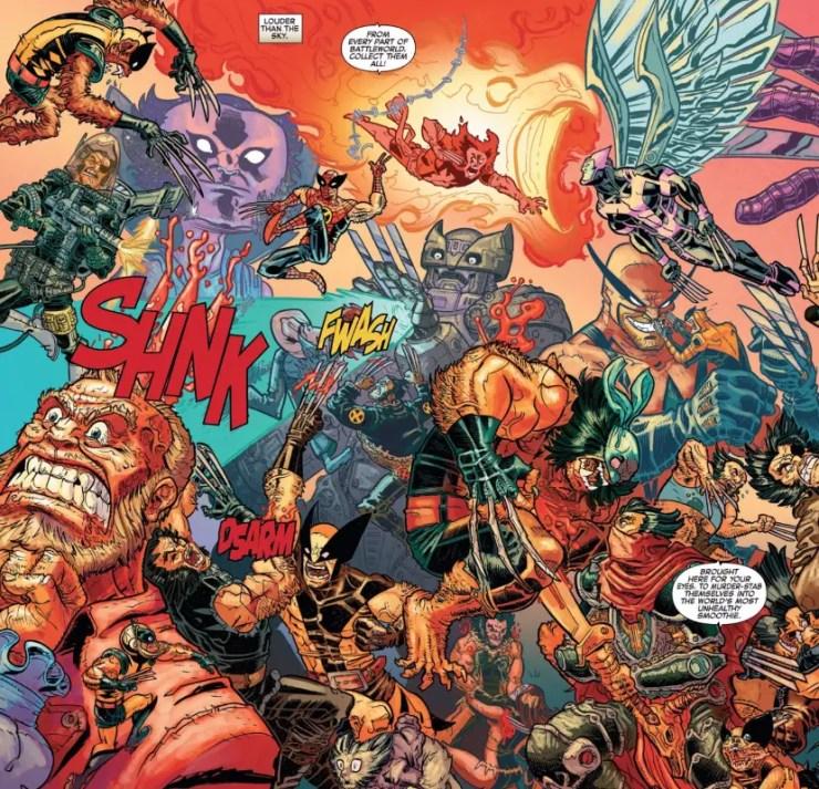 Is It Good? Secret Wars: Battleworld #3 Review
