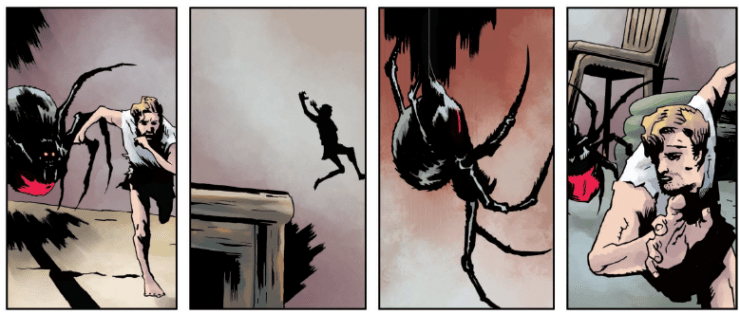 Is It Good? The Shrinking Man #1 Review