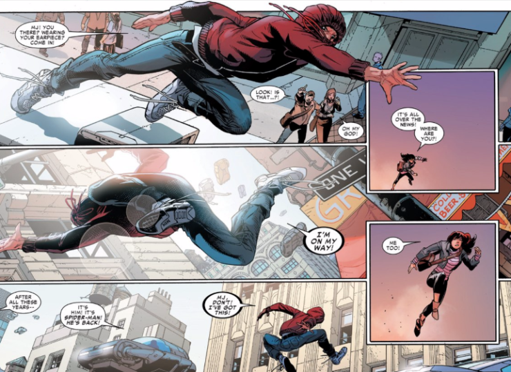 Is It Good? Amazing Spider-Man: Renew Your Vows #2 Review