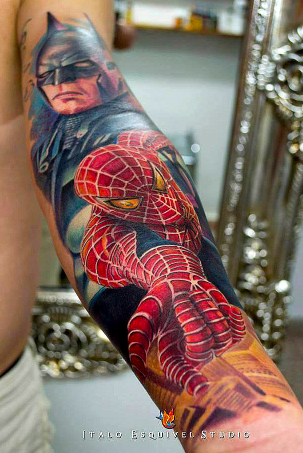 How Nerdy is Your Ink?