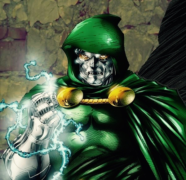 And Now, A Word From Dr. Doom...