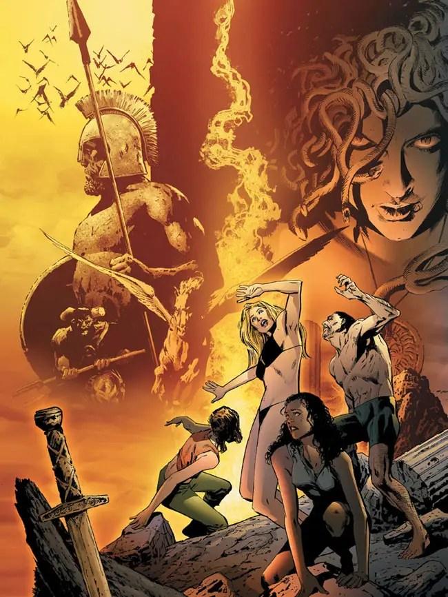 Indie Comic Corner: Olympus Review