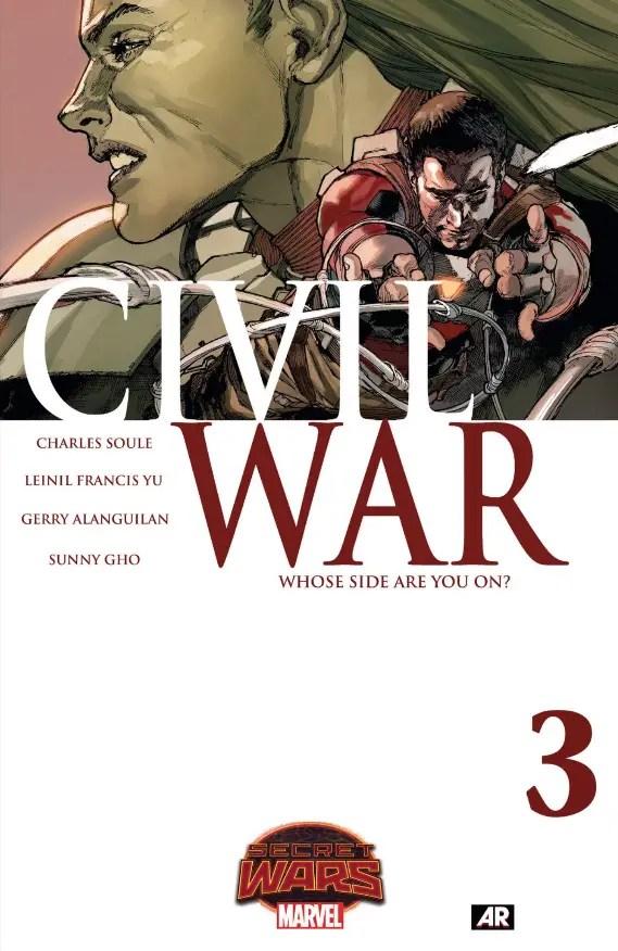 Is It Good? Civil War #3 Review
