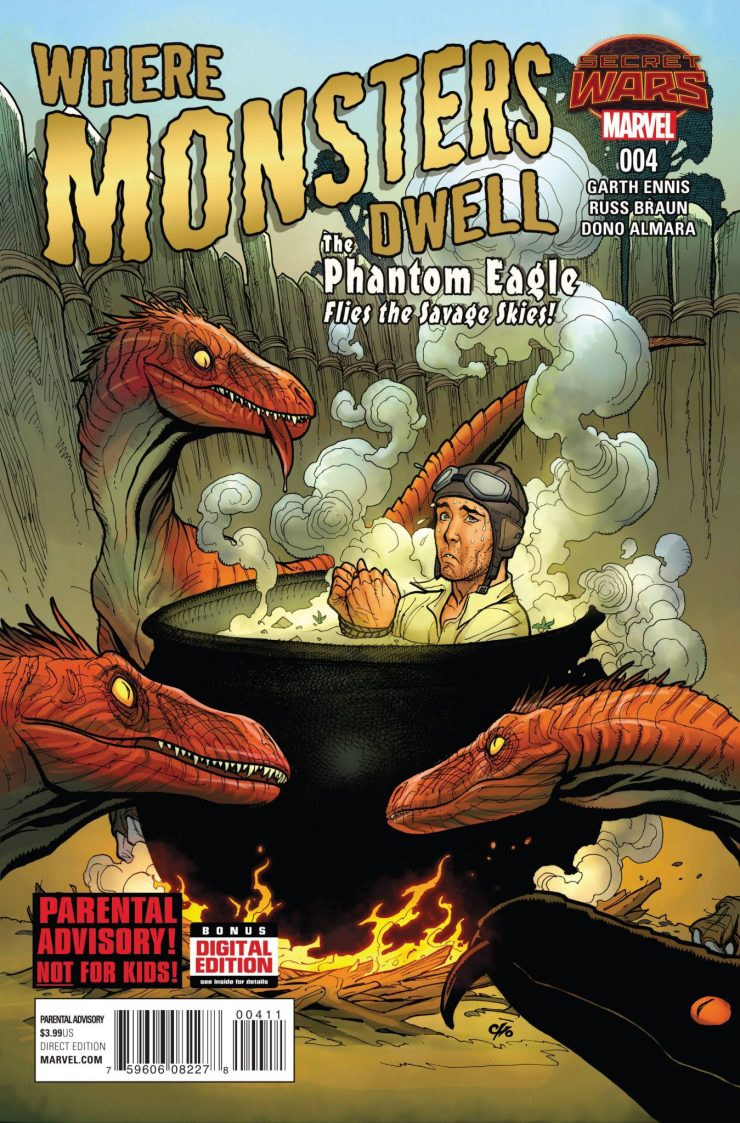 Is It Good? Where Monsters Dwell #4