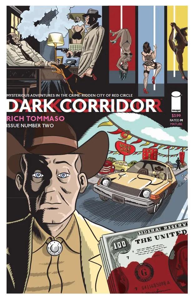 Is It Good? Dark Corridor #2 Review