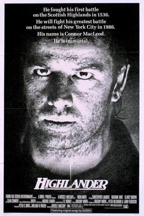 highlander-1986-poster