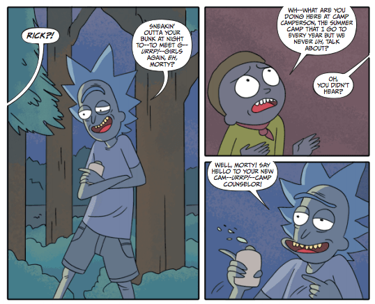 Is It Good? Rick and Morty #5 Review
