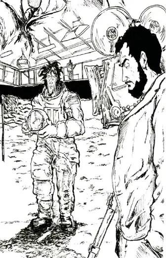 Indie Comic Corner: Man vs. Rock Volume 4 Review