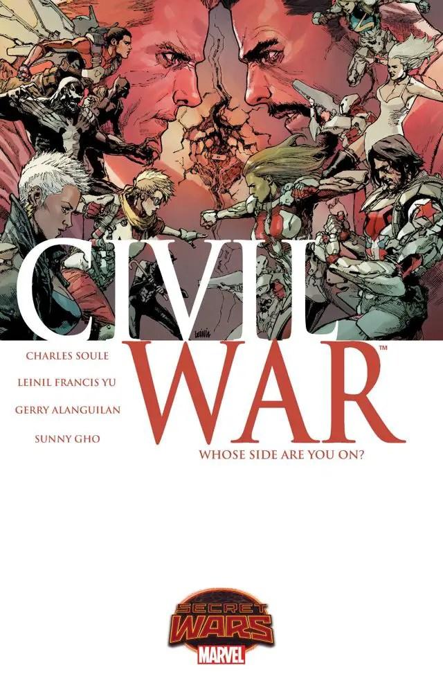 Is It Good? Civil War #2 Review