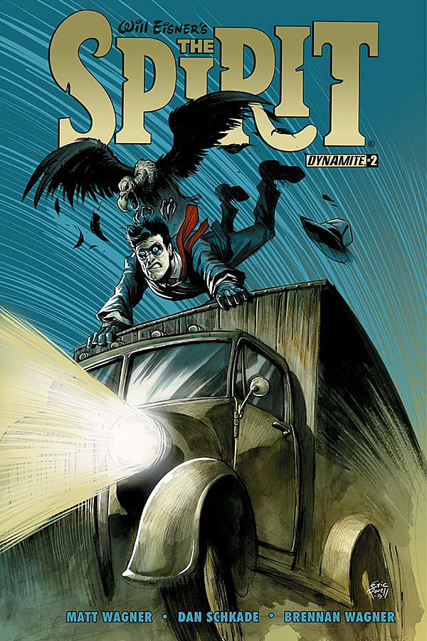 will-eisners-the-spirit-2-cover