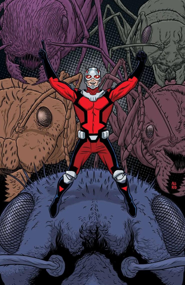 Marvel Comics Preview: Astonishing Ant-Man #1