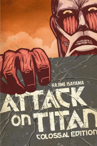 Attack on Titan: Colossal Edition Vol. 1 Review