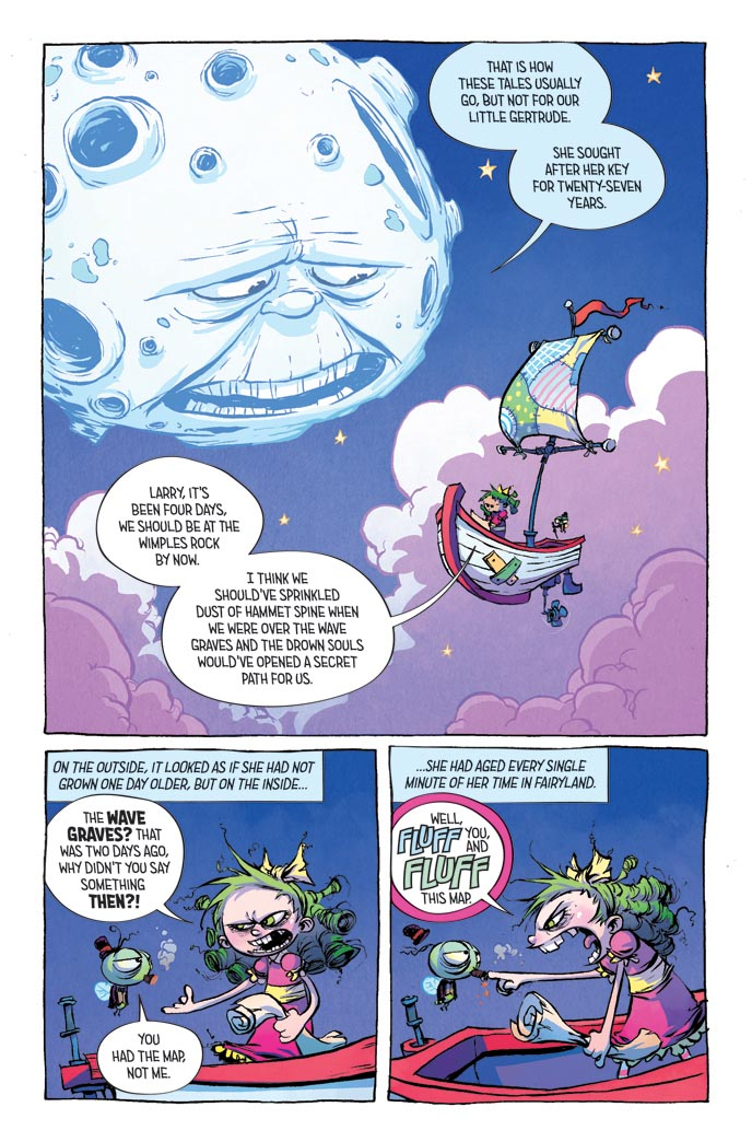 I Hate Fairyland #1 Review