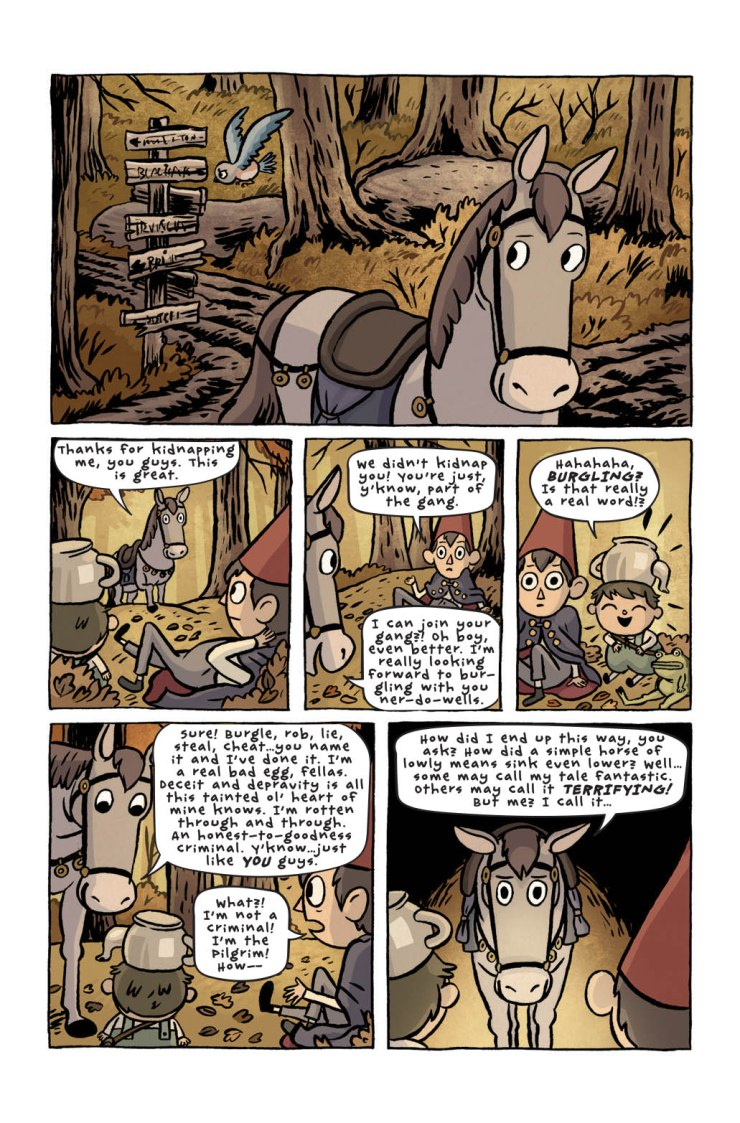 Over the Garden Wall #2 Review