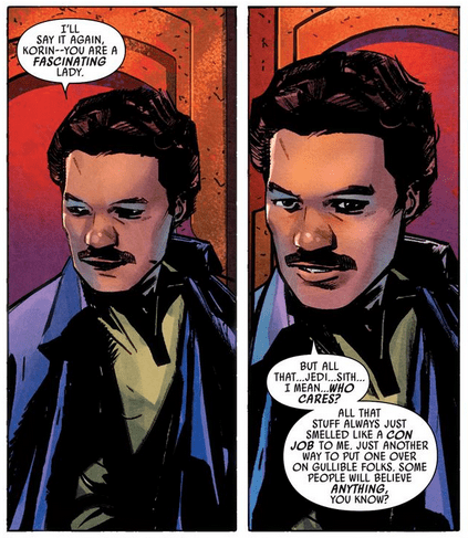 Is It Good? Lando #4 Review