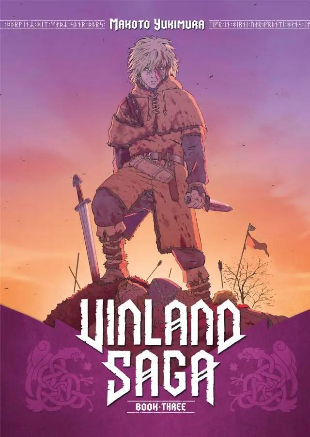 Vinland Saga Book 3 Review