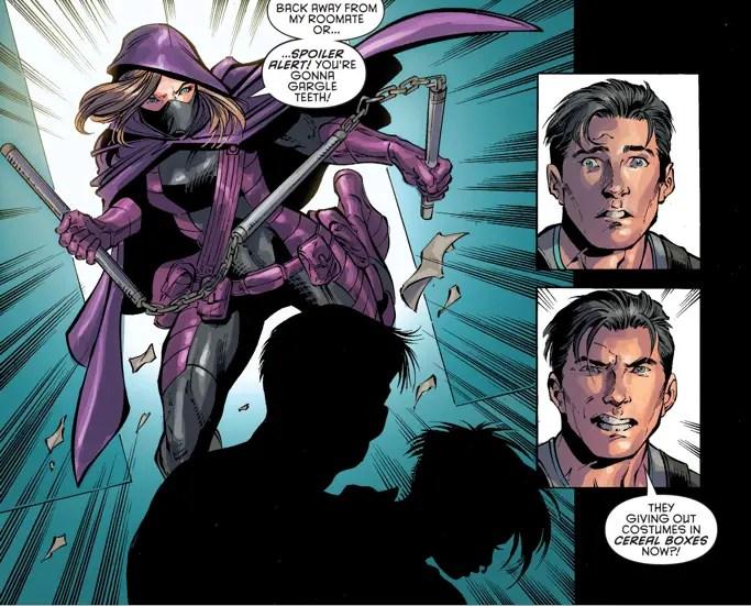 Batman and Robin Eternal #2 Review