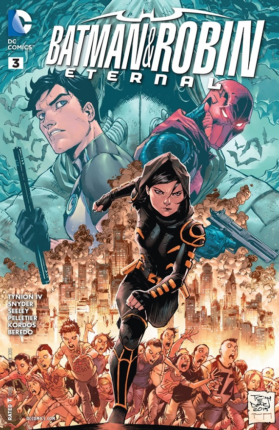 Batman and Robin Eternal #3 Review