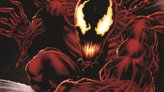 New York, NY—October 14th, 2015 — This November, the symbiote psychopath and most dangerous serial killer in the Marvel Universe is back in CARNAGE #1! Legendary writer Gerry Conway (Amazing Spider-Man: Spiral) and artist Mike Perkins (Deathlok) take you on a descent into madness as Cletus Kasady leaves a trail of bodies in his wake. But the FBI is hot on his trail. A specially equipped team comprised of military hero/astronaut John Jameson, a reformed Eddie Brock/Toxin and more – they're ready to put an end to Carnage's reign of terror once and for all. But when Carnage escapes into an abandoned coal mine, the FBI's plan is starting to look like a trap…FOR THEM. Don't miss the terrifying debut of the Marvel Universe's most terrifying new tale in CARNAGE #1!