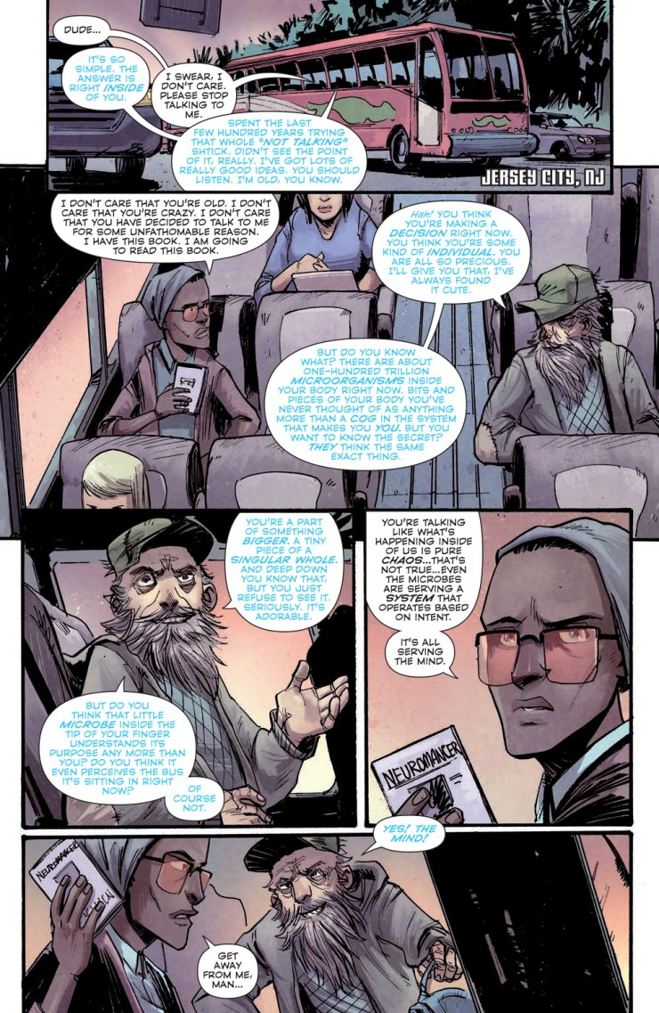 Cognetic #1 Review