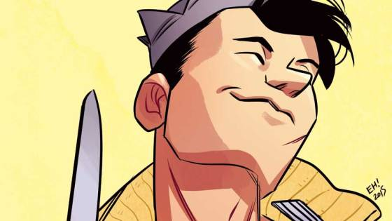 When Archie Comics released their recently revamped flagship title, I was all over the comic. So naturally I was quite excited to read a book about Archie's best friend Jughead, especially with such a legendary creative team at the wheel.